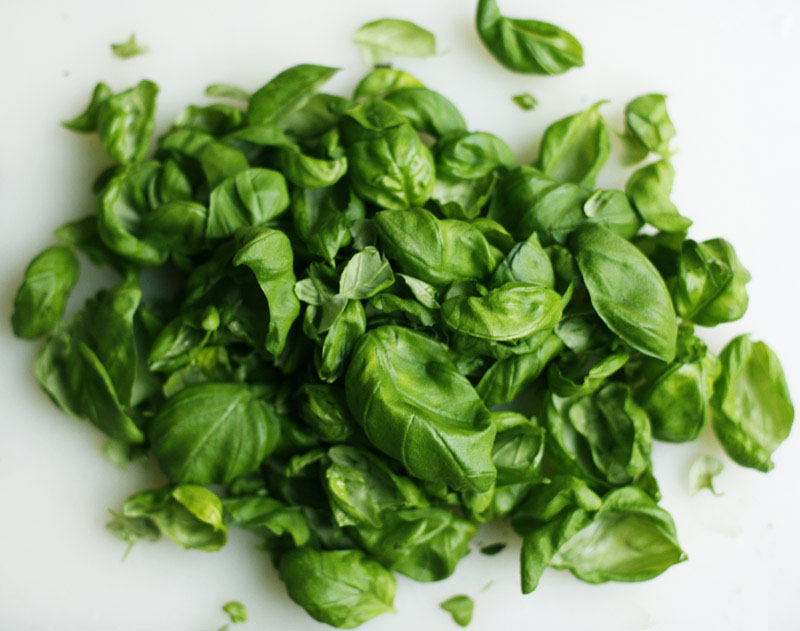 Green Kitchen Stories » Basil & Walnut Pesto