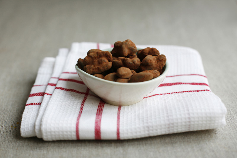 Cinnamon & Chocolate Covered Nuts