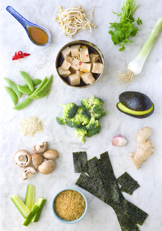 Green Kitchen Stories » Ingredients Sushi Salad