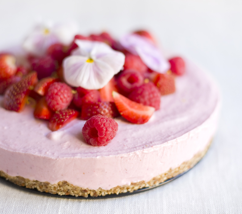 Rosa Frozen Cheesecake