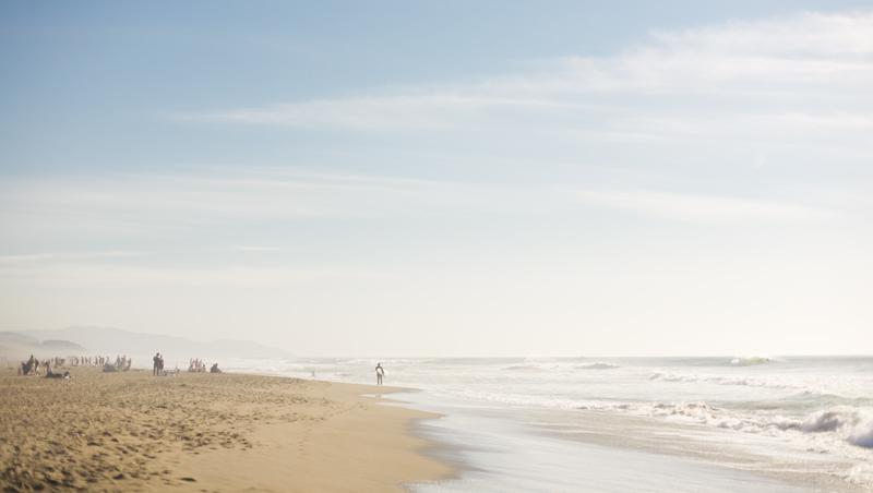 Ocean Beach Picnic