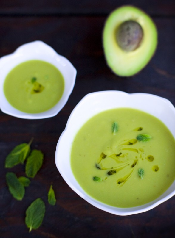 Green Kitchen Stories » Avocado Soup & Santa Cruz