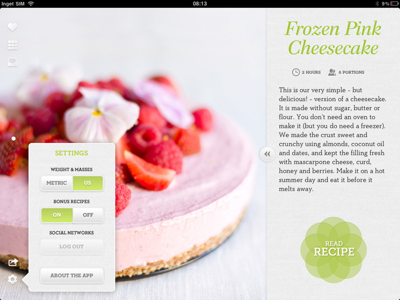 Green Kitchen The Ipad App Green Kitchen Stories