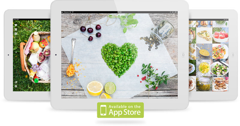 Green Kitchen – the iPad App!