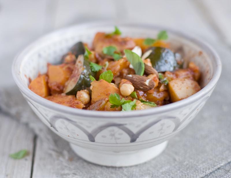 Green Kitchen Stories » Moroccan Vegetable Tagine