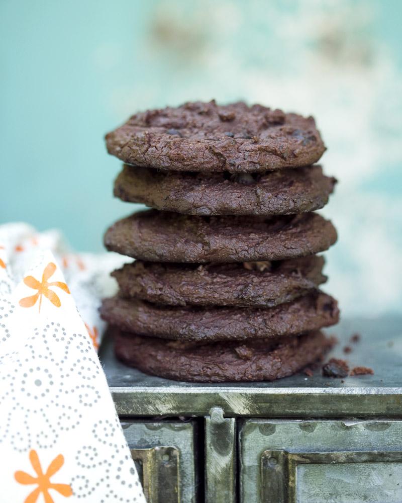 Green Kitchen Stories » Chocolate Black Bean Power Cookies