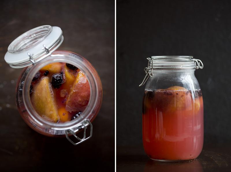 fruit fruit kvass