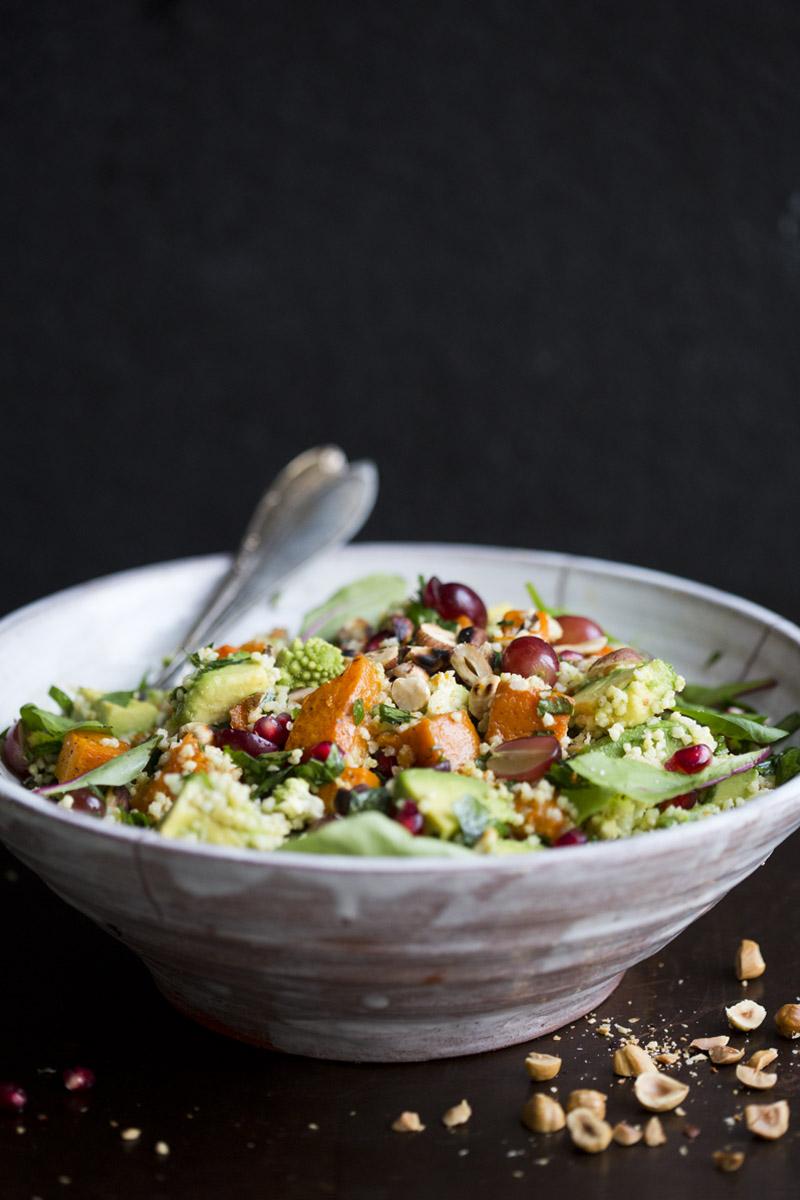 Green Kitchen Stories » Millet & Pumpkin Winter Salad