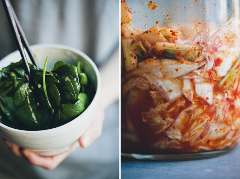 Korean Kimchi Wraps — Green Kitchen Stories