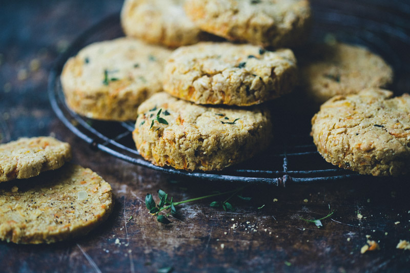 Savory Corn Biscuits