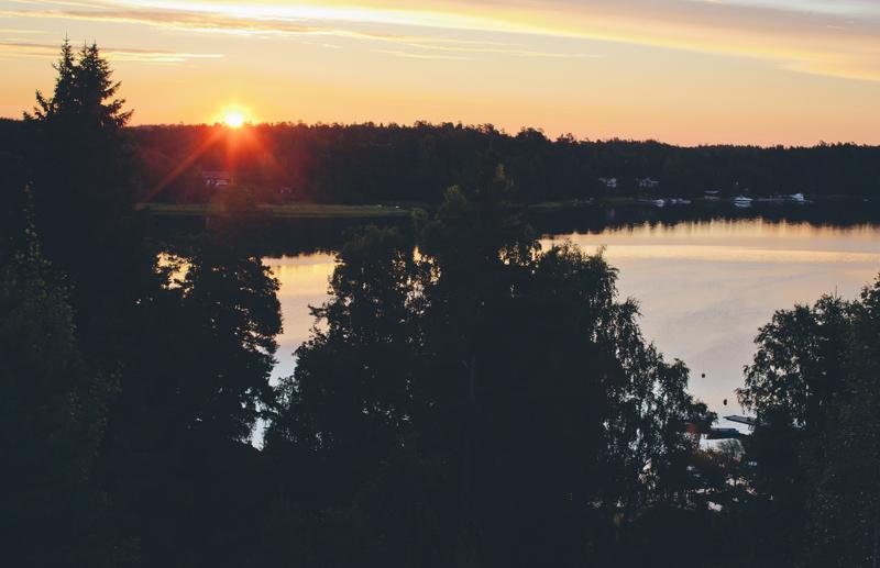 Sunrise_skargarden