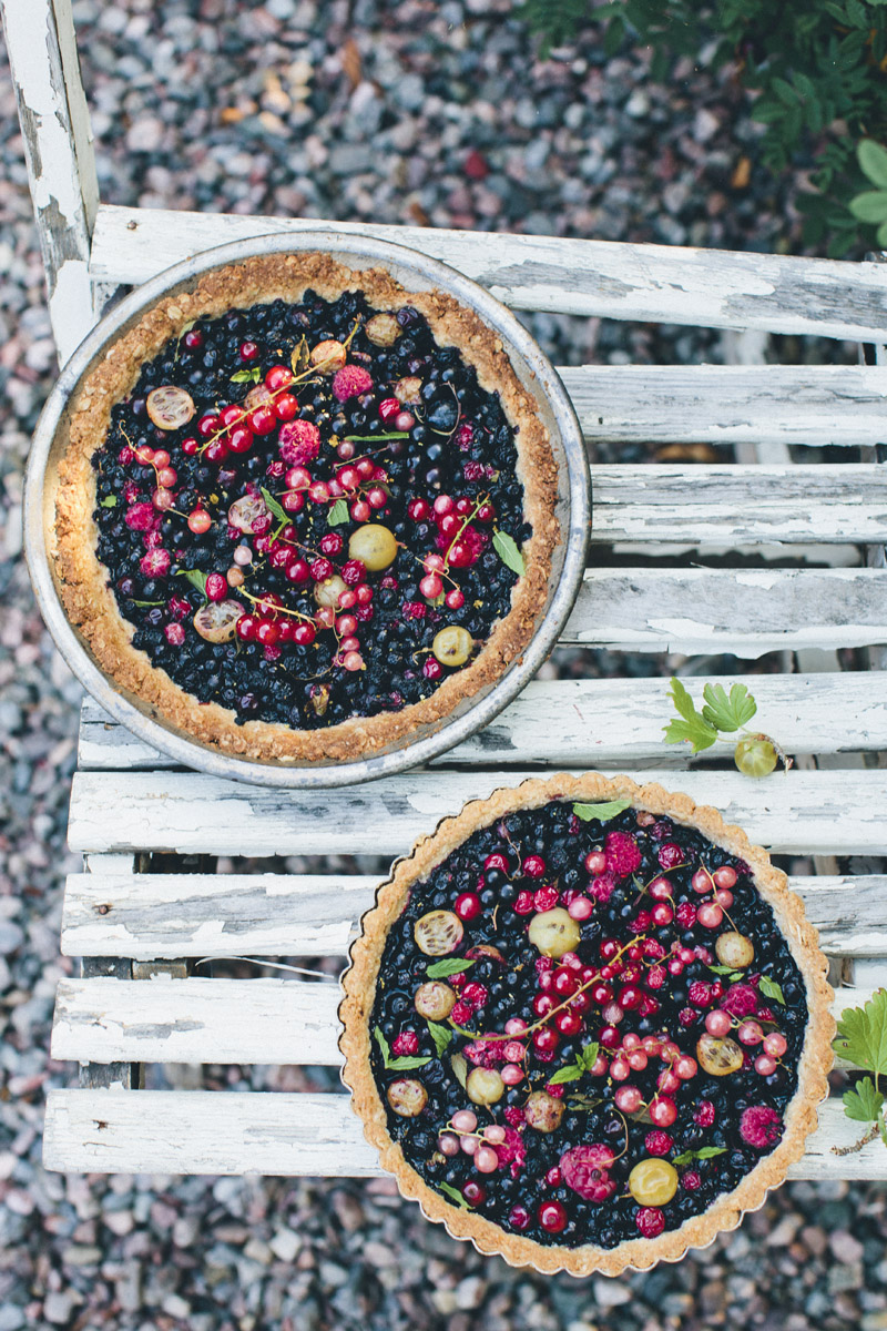 green kitchen stories a wild berry tart. Black Bedroom Furniture Sets. Home Design Ideas