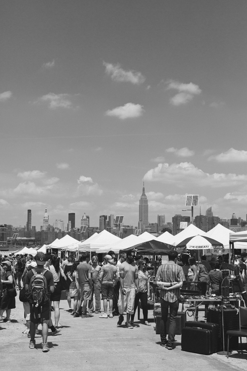 Williamsburg Flea Market