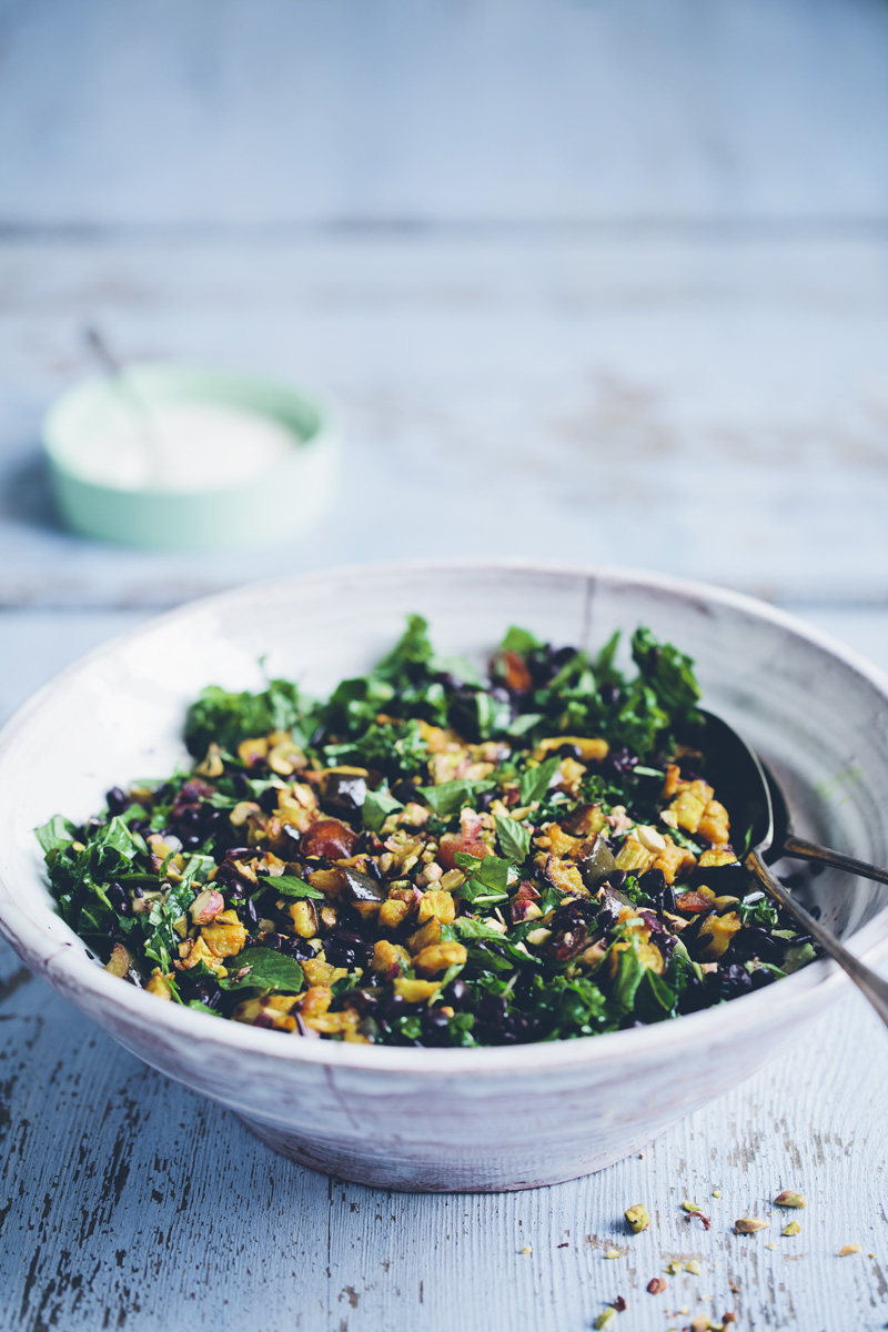 Black_rice_kale_pilaf_04