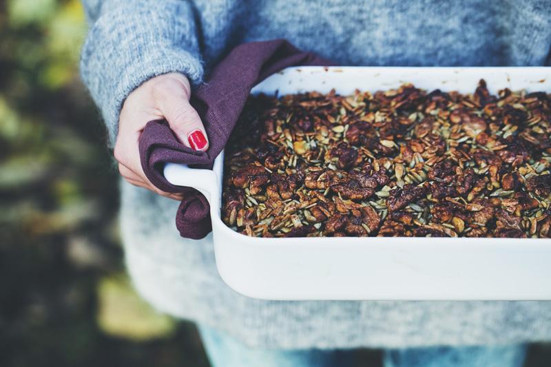 Baked Carrot Cake Oatmeal