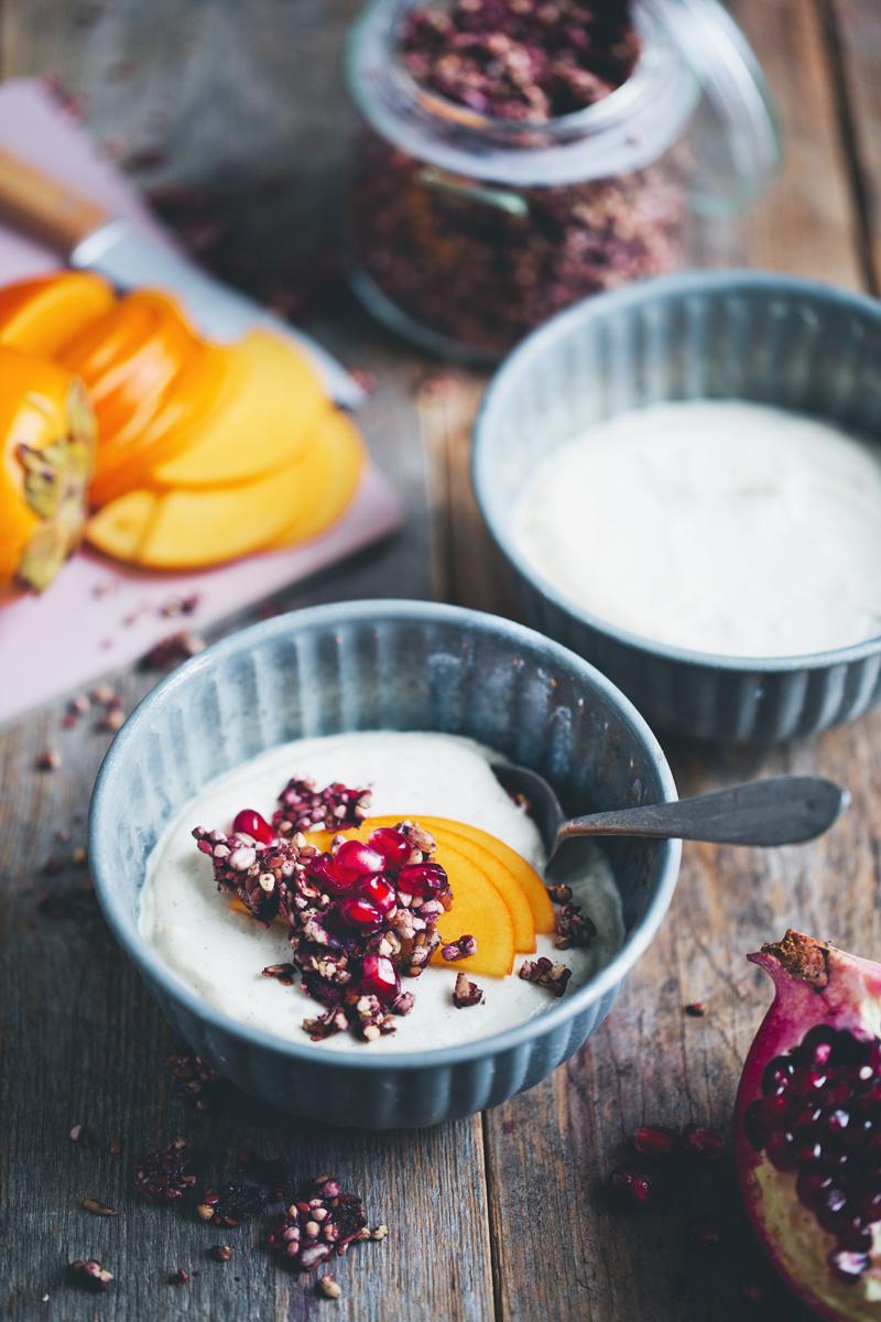 Green Kitchen Stories » Raw Cashewgurt Bowl + News
