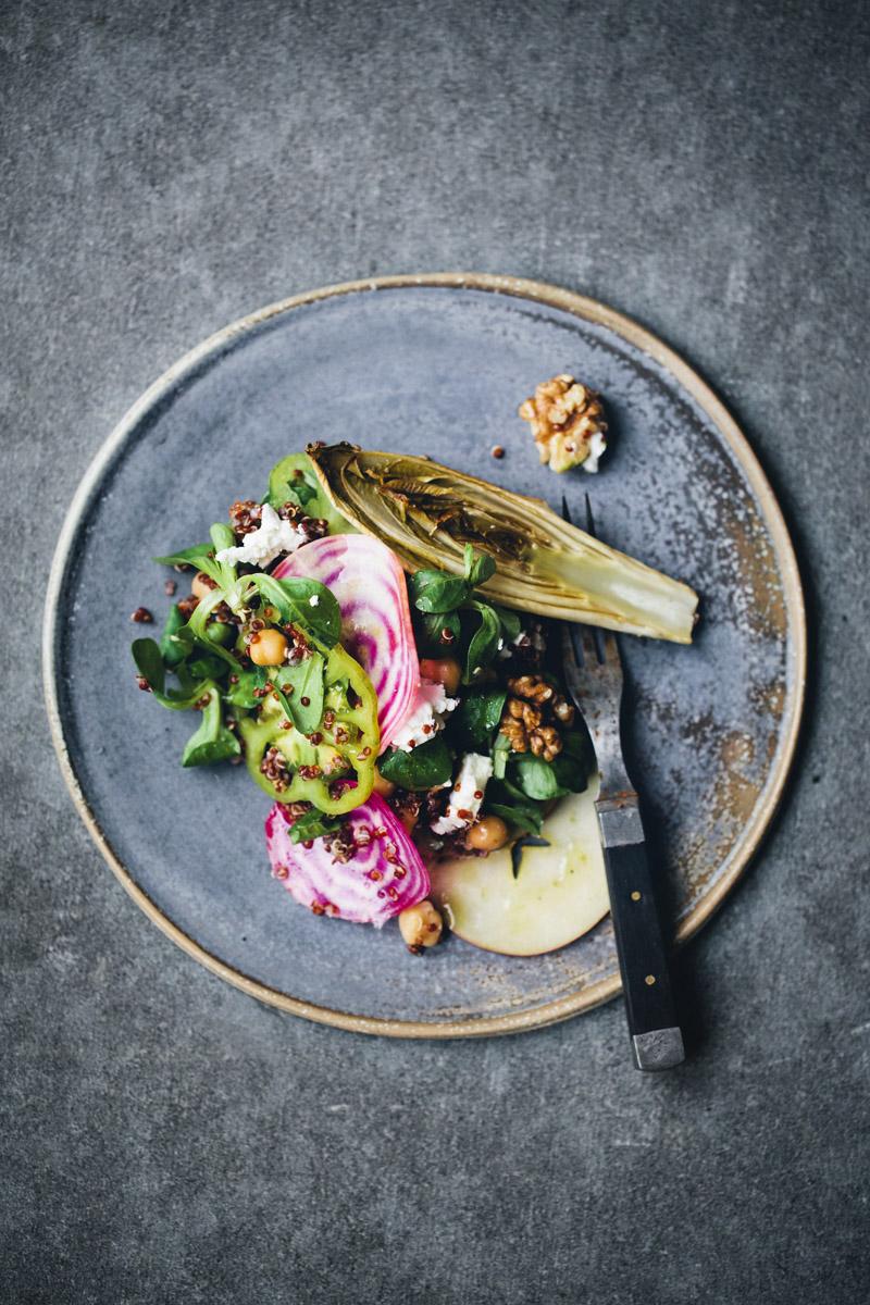 Green Kitchen Stories » Beet, Endive & Quinoa Rainbow Salad