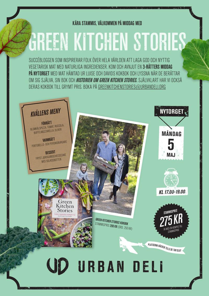 Green Kitchen Stories » Warm Almond, Garlic & Parsnip Soup