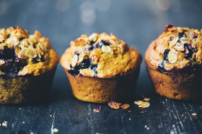 Turmeric Breakfast Muffins Green Kitchen Stories