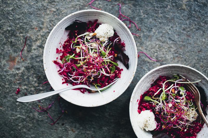 Beet_quinoa_sprout_salad