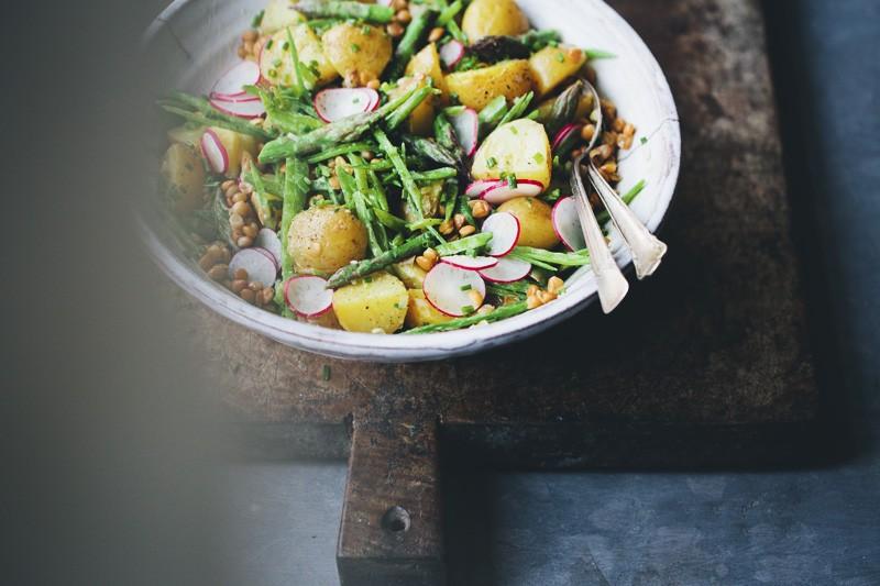 Spring Celebration Salad