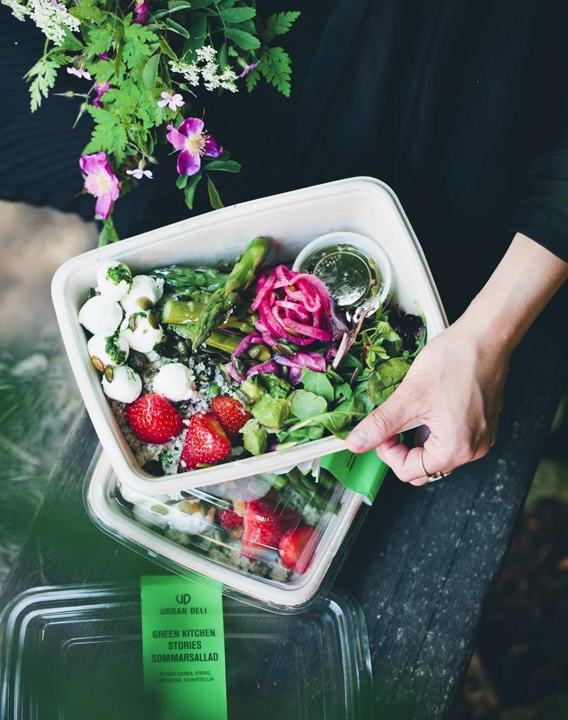 Green Kitchen Stories Cookbook Green Kitchen Stories A Epic Summer Salad