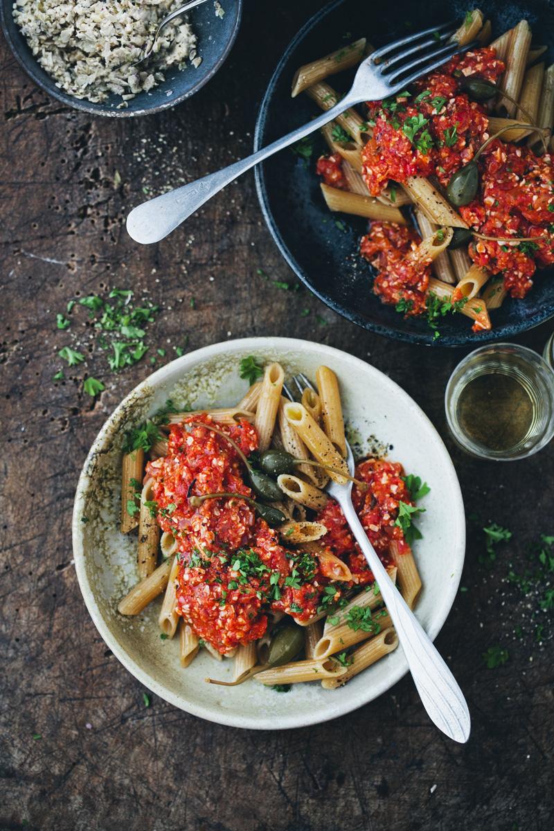 Green Kitchen Stories » Vegan_tuna_pasta_3