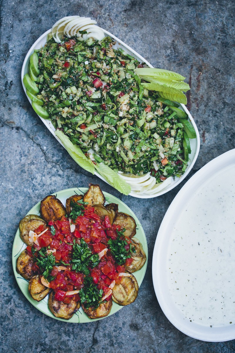 Green Kitchen Stories  Syrian Yogurt Soup  More Than Food