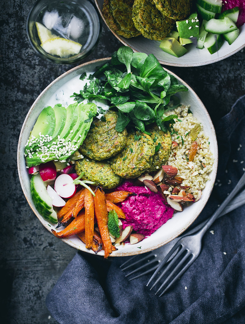 Green Kitchen Stories Cookbook Green Kitchen Stories A Green Pea Falafel Bowl