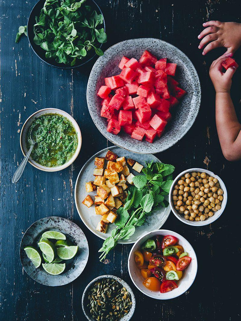 Healthy Vegetarian Family Recipes