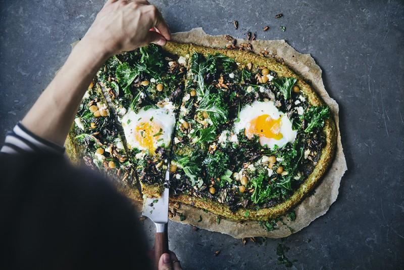 Hippie Pizza + video