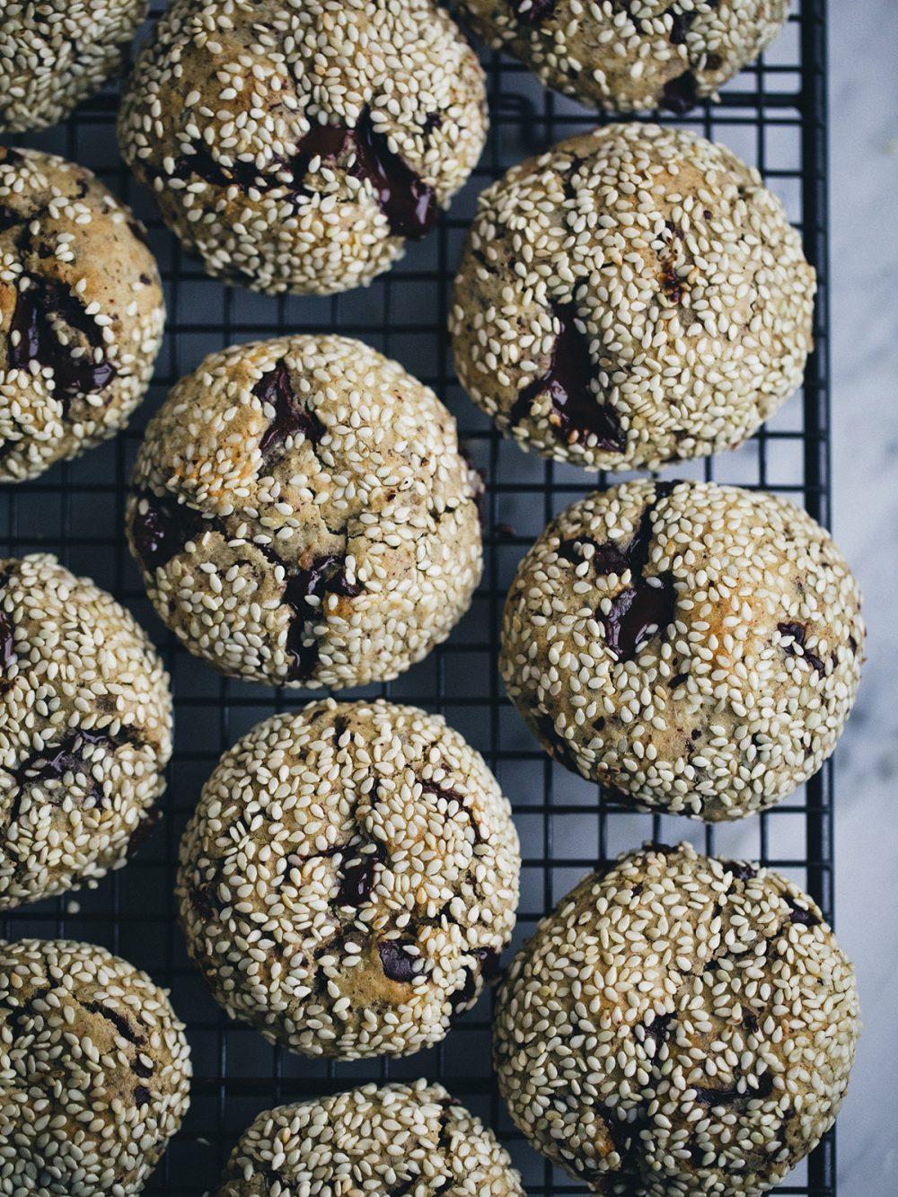 Tahini rye cookies green kitchen stories