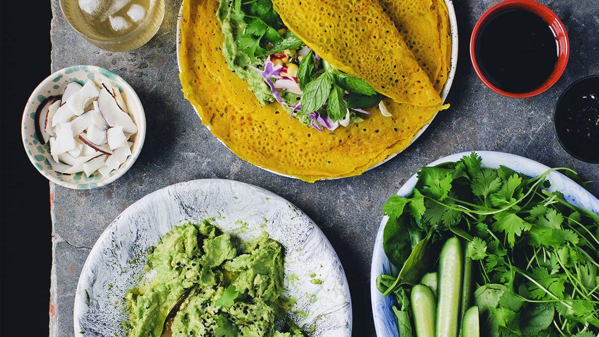 24 X vegan restaurants in Amsterdam to go soon