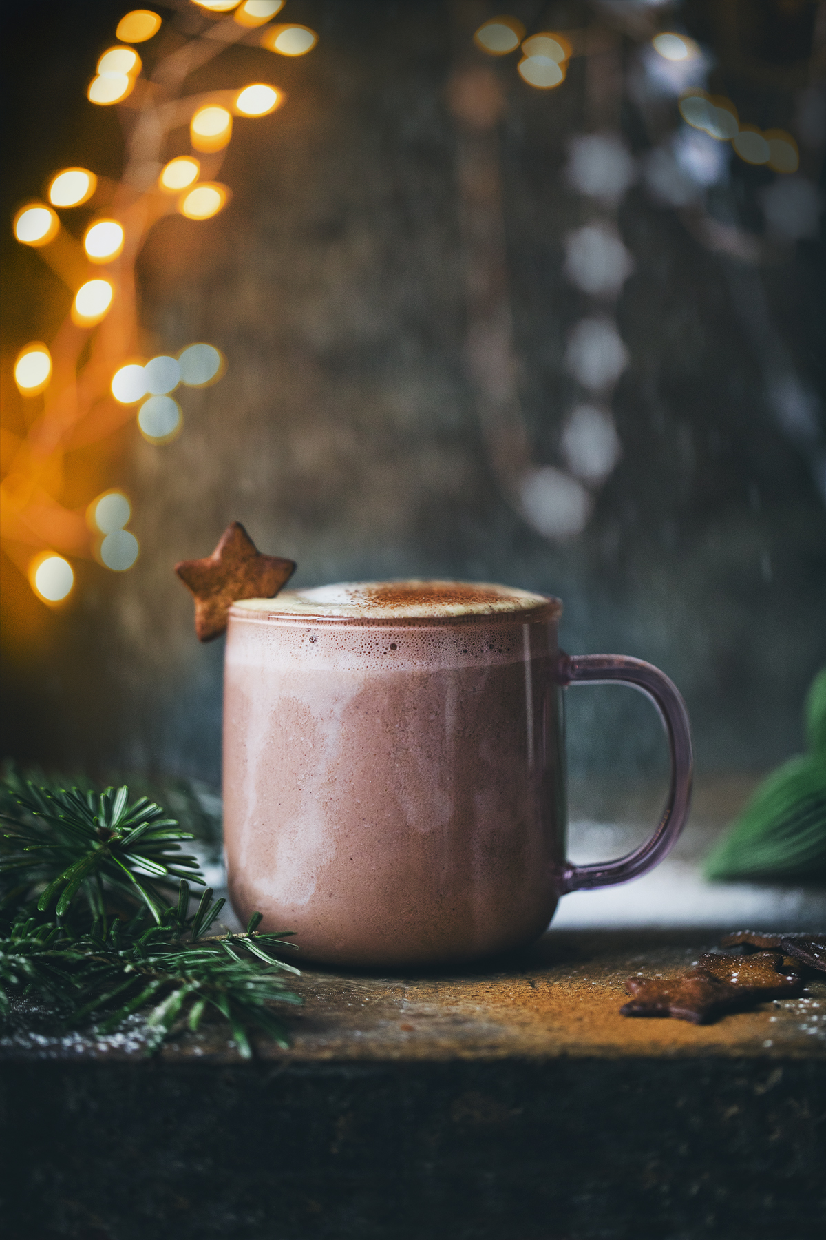 Spiced Mocha Shake — Green Kitchen Stories