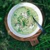 Summer Zucchini Soup